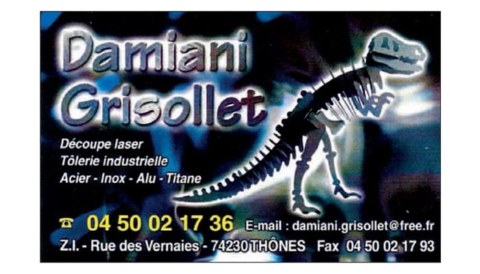 Damiani grisollet